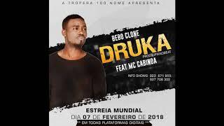 Bebo Clone feat Mc Cabinda - Druka (Afrofunk)