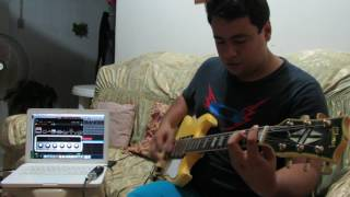 Repetition rejection - Belvedere Guitar Cover Angelo P. @Notemolestesrecords
