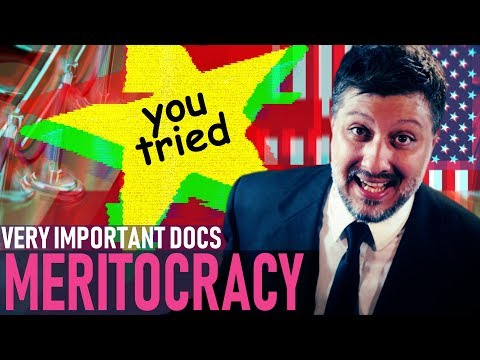 Meritocracy | Very Important Docs¹⁵