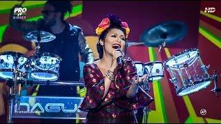Naguale feat. Andra - Falava (Live la Romanii Au Talent)