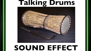 Talking Drum Samples | Sound Effect | Loops | HD