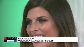 Alice Yakaman presenta tendencias de maquillaje para este otoño-invierno