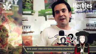 Herbies Presents - PART 2 - Spannabis 2014 Barcelona
