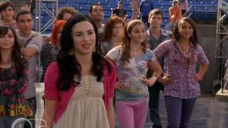 "Camp Rock 2: The Final Jam Movie Clip ""Camp Rock vs. Camp Star"" Official"