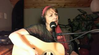 Change of Heart - Cyndi Lauper acoustic cover