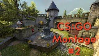 CS:GO Montage #2 | Disfigure - Blank VIP