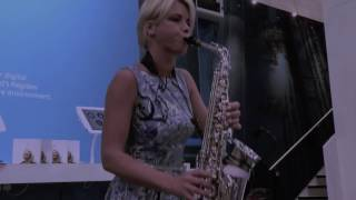SAXXBEATZ . House meets Sax . Heidi Jantschik . Alto Saxophone