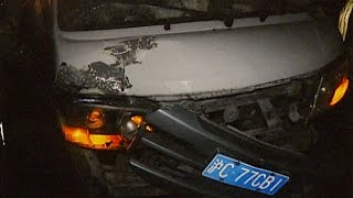 Shanghai driver who killed woman while using phone gets suspended prison sentence