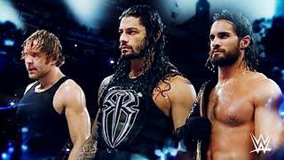WWE - The Shield Return Titantron 2016