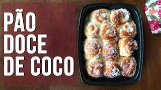 miniatura PÃO DOCE DE COCO - Especial Pães para Vender #4