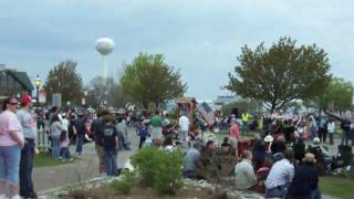 Memorial Day Parade in Mackinaw City - YouTube