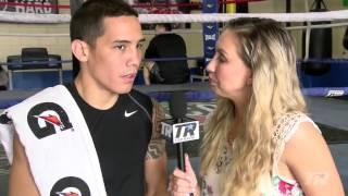 Oscar Valdez Ready To Crush Marriaga's Championship Dreams