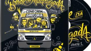 ConeCrew Diretoria - Quazy ( rap da modinha )