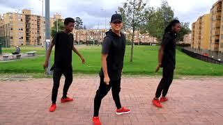 Tur-G - Beyoncé Ft. Andy - Coreografia Carlos Rueda