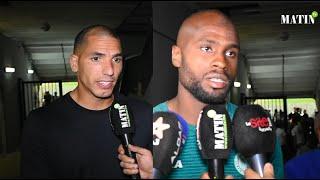 Déclarations de Joel Robles et Ayoub Nanah au terme du match Raja-Betis