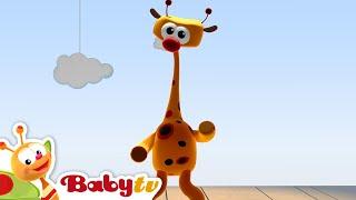A girafa do break-dance - BabyTV Brasil