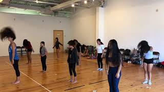 Lyrical Combo (Aloha Dance Studio — Head Above Water