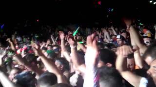 Showtek LIVE @ Caffeine 2011-Here We Fucking Go!