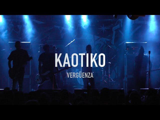 Vídeo de un concierto en la sala Stage Live.