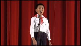 東日本芸術競演大会 初級部独唱 千葉朝鮮初中級学校
