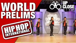 (UC) Sickest Cookies - Guam (Junior Division) @ HHI's 2015 World Prelims