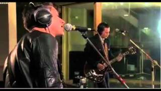 Black Treacle - Arctic Monkeys Live Lounge 2012