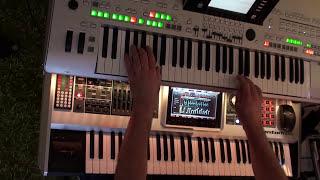 JM Jarre   Magnetic Fields 2 Cover by Albert