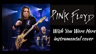 Pink Floyd - Wish You Were Here (Instrumental Cover)
