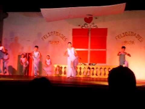 Troka Debut del Curso de Formación Profesional en la Danza 2009