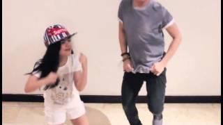 Siblings Mashup Dance Battle Part 2