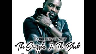 Struggles In The Block By Mr.Mono Ft Akon (EXCLUSIVE-NEW-2017)