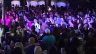 Reinaldo e banda no Samba do Esquenta em Porto Alegre /RS