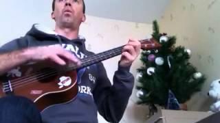 le dernier des mohicans ukulele cover