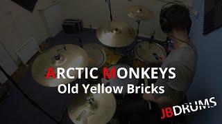 Arctic Monkeys - Old Yellow Bricks - Drum Cover
