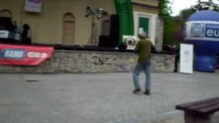 Tańcowały dwa Michały jeden duży , drugi mały :D !