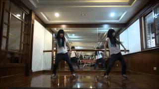 BTS - Boy In Luv by Sandy & Mandy  (cover)