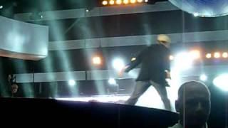 """Xavier Naidoo live in Stuttgart-29.10.2009 """"Dieser Weg"""""""