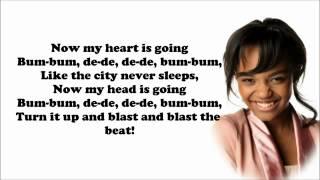 China Anne McClain   Dancing By Myself Lyrics   YouTube