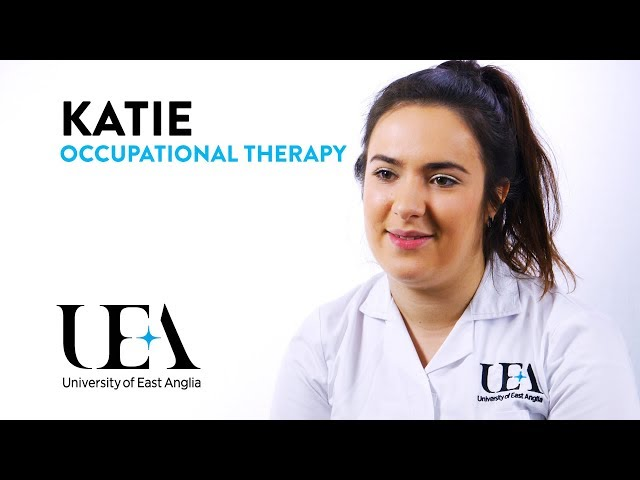 Occupational Therapy: Katie's story - video