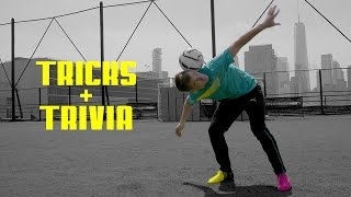 TRICKS and TRIVIA feat. Andrew Henderson | theFC
