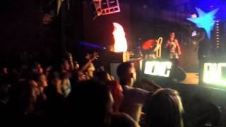 Technoboy & Mc Shocker @ Bionics 13th Birthday 2013 First tune 1080p HD