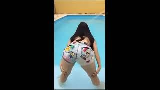 chica bailando funk 😱👌