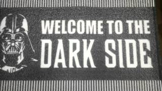 Star Wars   Tapete do Darth Vader Welcome to the dark side