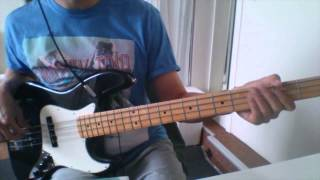 Ocean Drive - Lighthouse Family (Bass Cover)