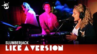 Slumberjack Ft. Sydnee Carter - 'Afraid, Unafraid' (live on triple j)