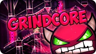 Geometry Dash ||(Demon) GrindCore by MaJackO