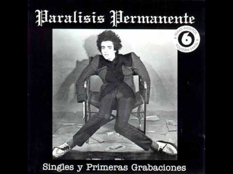 Unidos de Paralisis Permanente Letra y Video