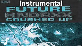 Future - Crushed Up Instrumental (Reprod. By Osva J)