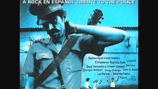Puya - Almas en un mundo material (the police cover).wmv