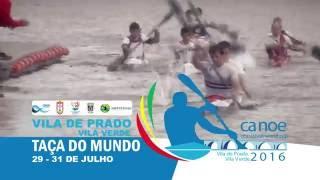 Taça Do Mundo de Maratonas em Canoagem 2016